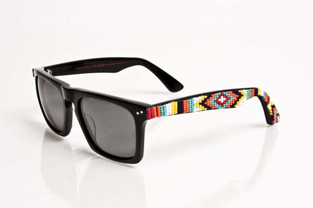Mosley Tribes Lyndel Beaded Sunglasses