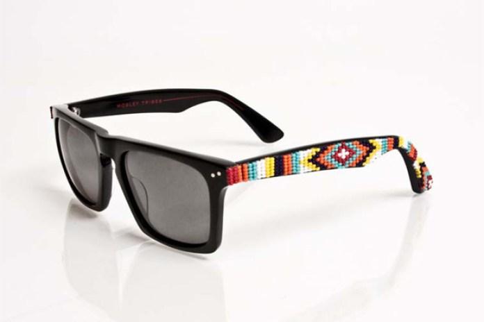 Mosley Tribes Lyndel Beaded Sunglasses