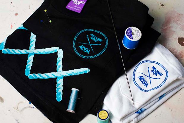 NASH x Second Son T-Shirt