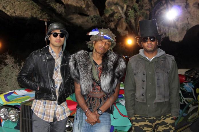 N.E.R.D. featuring Nelly Furtado - Hot N' Fun