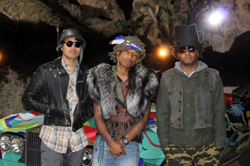 N.E.R.D. featuring Nelly Furtado - Hot N' Fun