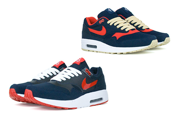 Nike Athletic West Air Maxim 1 & Air Max 1
