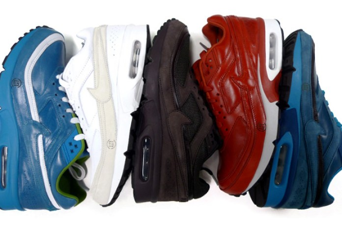 CLOT x Nike Air Max BW Set