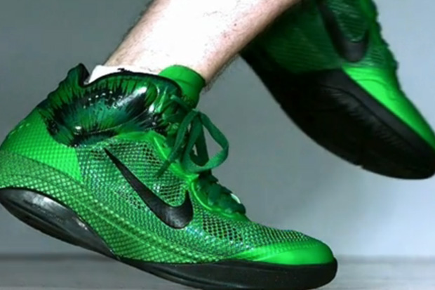 Behind the Nike Zoom Hyperfuse Video