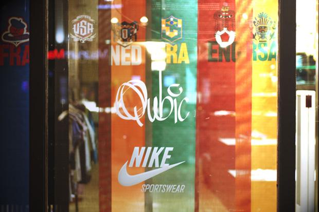 """QUBIC x Nike Sportswear """"Flight of the Underdogs"""""""