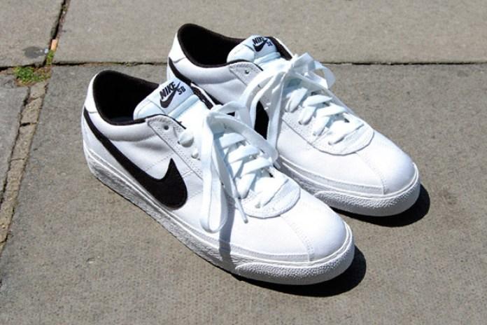 Nike Zoom Bruin SB White/Black