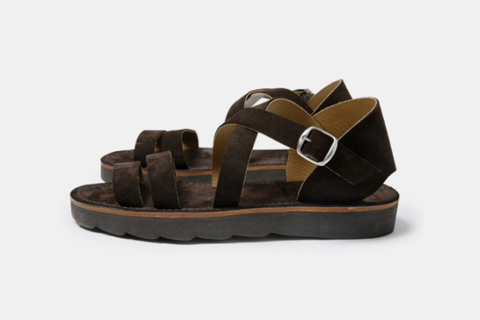 nonnative Courier Desert Sandals