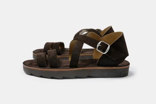 nonnative Courier Desert Sandals
