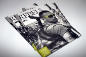 """OAKLEY Cycle Culture Magazine """"REBELS"""""""