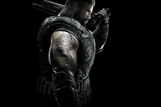 OG SLICK x Gears of Wars 3