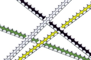 OriginalFake x Starks Chomper Laces