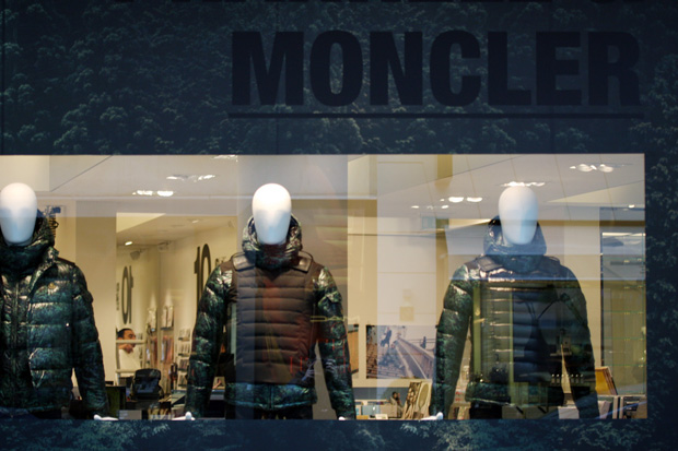 Pharrell Williams x Moncler Collection at colette
