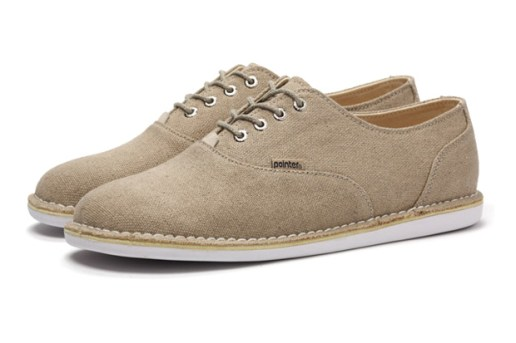 Pointer 2010 Spring/Summer Collection Oxford Canvas