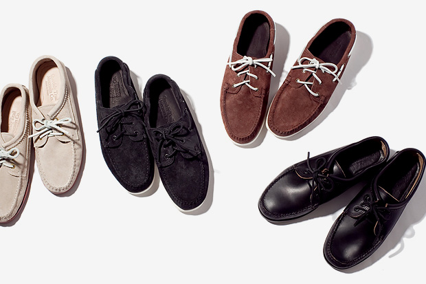 Quoddy 2010 Spring/Summer Boat Shoe Collection