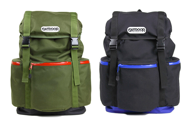 rehacer x Outdoor 2010 Spring/Summer Backpack