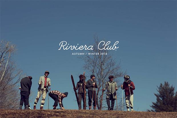 Riviera Club 2010 Fall/Winter Lookbook
