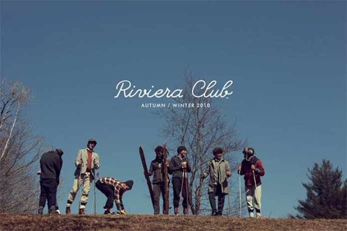 Riviera Club 2010 Fall/Winter Lookbook