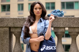 Ronnie Fieg x Asics Gel Lyte III Navy-Aqua Preview