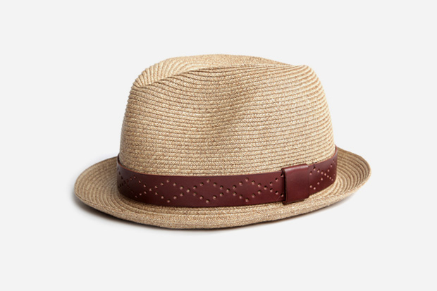 Seventy Four Summer Straw Hat