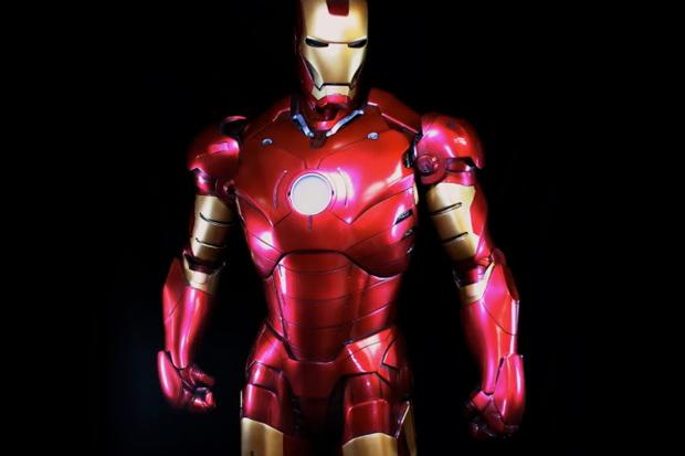 Sideshow Iron Man 1:2 Mark III Maquette Figure