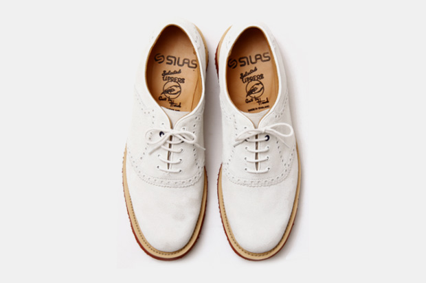 Silas x George Cox White Oxford