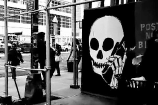 """Skullphone """"Digital Media"""" Exhibition"""