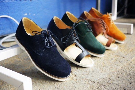 Soulland 2011 Spring/Summer Footwear Collection Preview