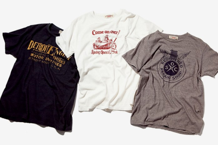 Stevenson Overall Co. T-Shirts