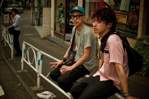 Streetsnaps: Chillin