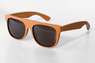 SUPER 2010 Fall Leather Flattop Frames