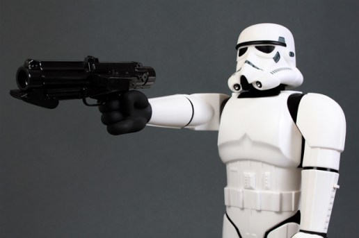 "Super7 x Star Wars ""Super Shogun"" Stormtrooper"