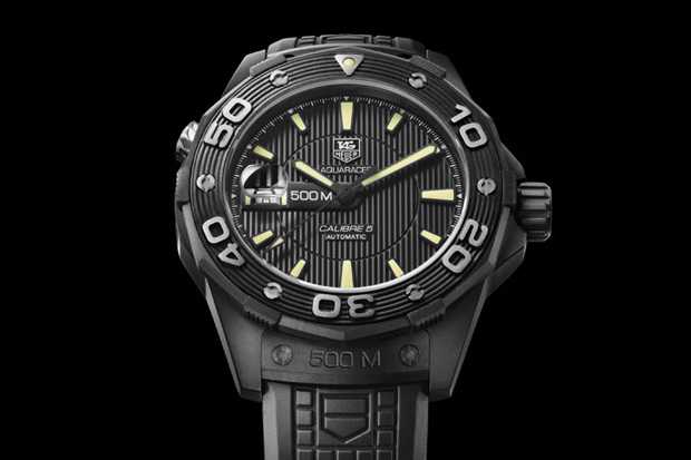 TAG Heuer Aquaracer 500 All Black