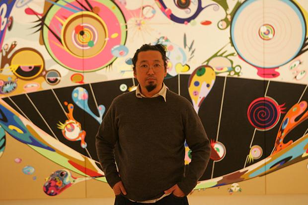 Takashi Murakami in Qatar