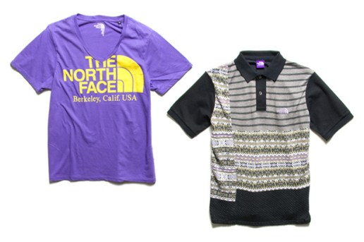 The North Face Purple Label 2010 Spring/Summer Shirt Collection