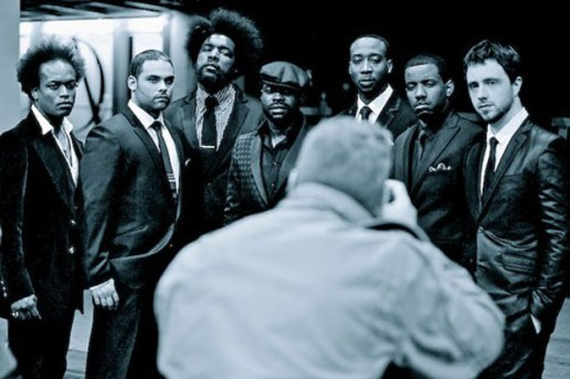 The Roots featuring Joanna Newsom and STS – Right On