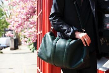 The Selby: Louis Vuitton in London