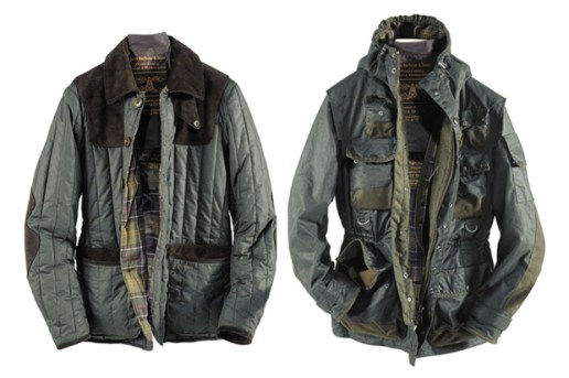 Tokihito Yoshida x Barbour 2010 Fall/Winter Collection
