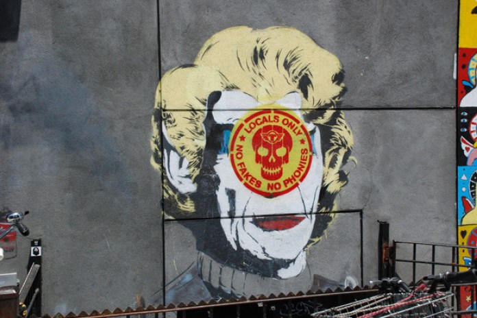 Mr. Brainwash vs. TrustoCorp