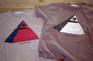 UNDERCOVER x Atoms for Peace Fuji Rock Festival 2010 T-shirts