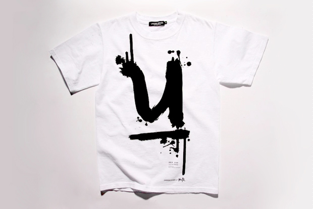 UNDERCOVER for MILK Yushu Charity T-Shirt