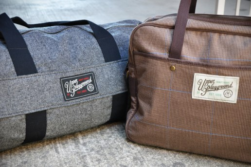 Upper Playground Travel & Duffel Bags