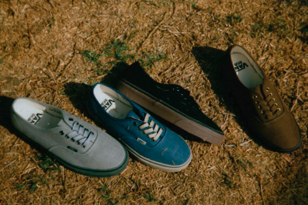 Vans 2010 Fall Authentic Hemp Pack