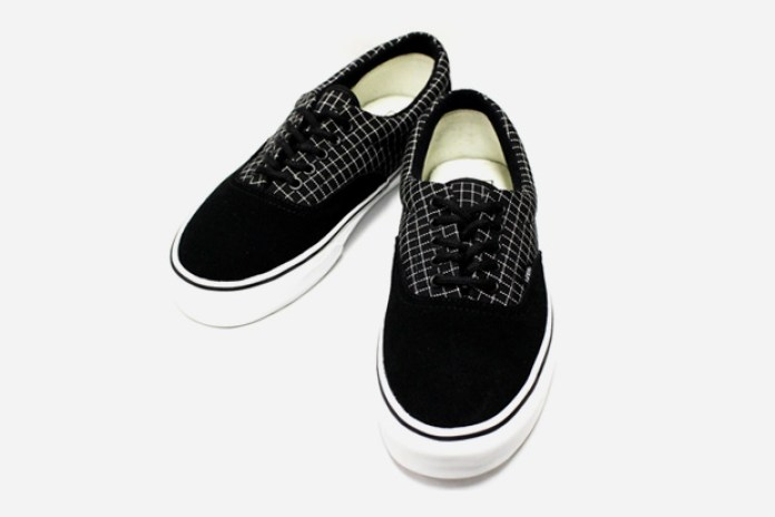 "Vans 2010 Summer Collection ""Grid"" Eras"