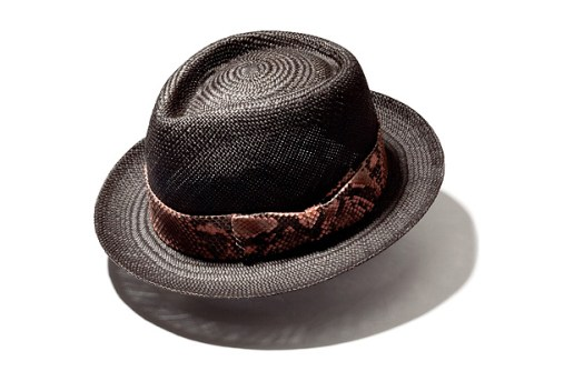 Wacko Maria for Blackflag Snake Skin Hat