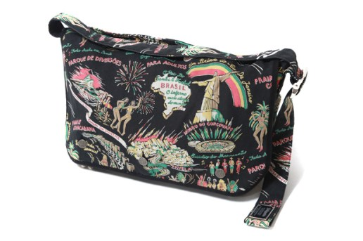 Wacko Maria Brazil Messenger Bag