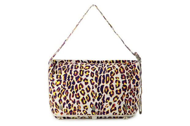 Wacko Maria x Porter Leopard Messenger Bags