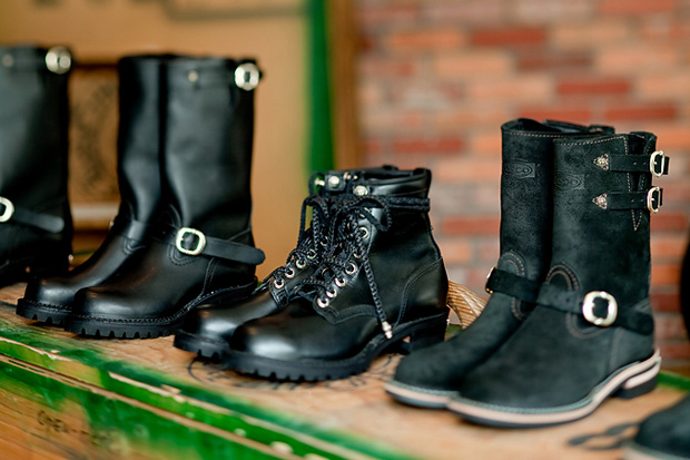 Chrome Hearts x WESCO Boots