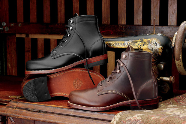 Wolverine 1000 Mile 2010 Fall/Winter Collection