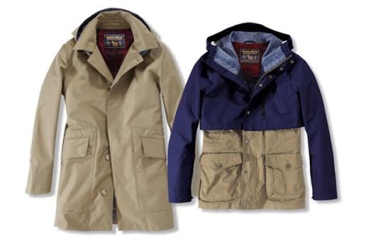 Woolrich John Rich & Bros 2011 Spring/Summer Outerwear