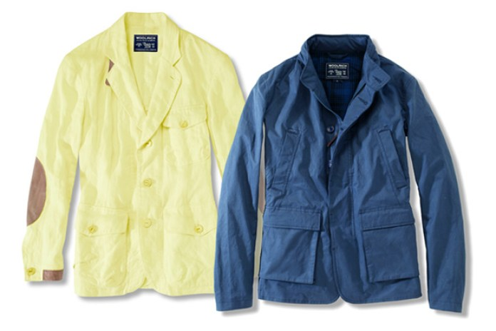 Woolrich John Rich & Bros 2011 Spring/Summer Jackets